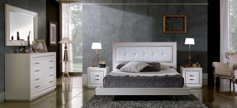 Emejing camera da letto trittico images design trends - Mobilificio monaco ...